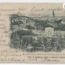 Postales: BARCELONA - FERROCARRIL FUNICULAR DEL TIBIDABO - VISTA DESDE LA ESTACIÓN INFERIOR - P28327. Lote 152792386