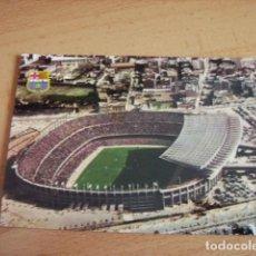 Postales: BARCELONA -- ESTADIO F.C. BARCELONA. Lote 152848310