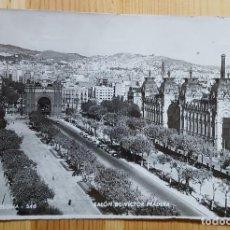 Postales: BARCELONA SALON DE VICTOR PRADERA Nº 546 ED. ZERKOWITZ. Lote 152861570