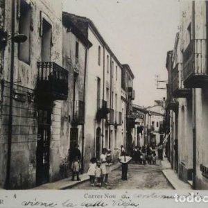 1944 Sant Antoni De Vilamajor. Carrer Nou. C. Mauri. Circulada