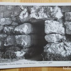 Postales: TARRAGONA PUERTA IBERICA FOTO RAYMOND Nº 38. Lote 153566862