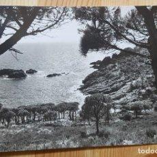 Postales: SAN FELIU DE GUIXOLS LOS ISLOTES COSTA BRAVA FOTO R. GASSO Nº 303. Lote 153584478