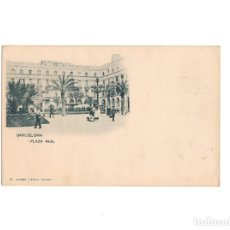 Postales: BARCELONA.- PLAZA REAL. Lote 153866358