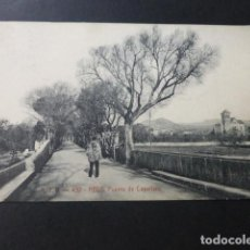Postales: REUS TARRAGONA PUENTE DE CAPELLANS ED ATV. Lote 153921614
