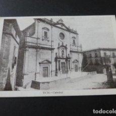 Postales: VICH BARCELONA CATEDRAL. Lote 154328346