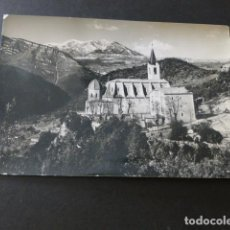 Postales: LA NOU BARCELONA SANTUARI DE LOURDES. Lote 154338190