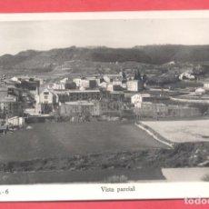 Postales: SOLSONA -6-VISTA PARCIAL- SUBIRÀ-CIRCULADA 1957,VER FOTOS. Lote 154441378