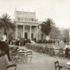 Postales: BARCELONA-TURÓ PARK- RESTAURANT. Lote 154467598