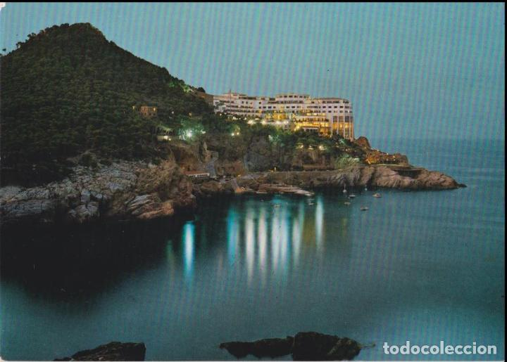 COSTA BRAVA, HOTEL CAP SA SAL - POSTALES COLOR CYP Nº 2121 - EDITADA EN 1967 - S/C (Postales - España - Cataluña Moderna (desde 1940))