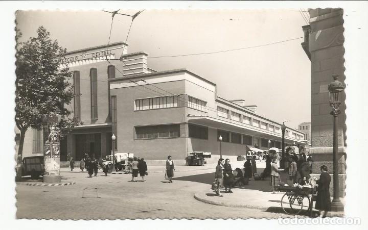 REUS - MERCADO CENTRAL - Nº 5 ED. GARCÍA GARRABELLA (Postales - España - Cataluña Moderna (desde 1940))
