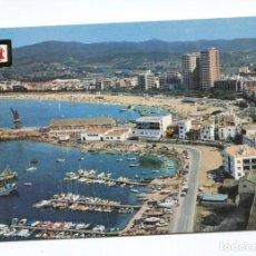 Postales: 5165 PALAMOS VISTA GENERAL CLUB NAUTICO 1970 ESCUDO DE ORO . Lote 155616870