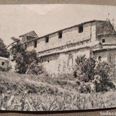 Postales: PARROQUIA DE SANTA PAU (GERONA/GIRONA) SANTUARI DE NTRA SRA DELS ARCS LADO SUR - POSTAL FOTOGRÀFICA. Lote 155703649