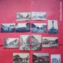 Postales: GERONA.-CUARTEL DE ARTILLERIA.-MILITAR.-LOTE DE 15 POSTALES ANTIGUAS.. Lote 155710250