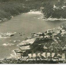 Postales: BAGUR-VISTA GENERAL DE FORNELLS I AIGUA BLAVA- FOTOGRÁFICA V. FARGNOLI. Lote 155816058