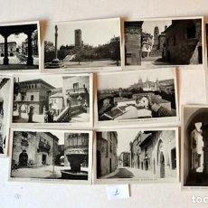 Postales: EXCELENTE LOTE DE 20 POSTALES DE BARCELONA: EXPOSICIÓN INTERNACIONAL DE BARCELONA 1929. Lote 155919486