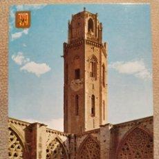 Postales: POSTAL N°65 LLEIDA - SEU ANTIGA. DETALL CLAUSTRE I TORRE. SIN CIRCULAR - ESCUDO DE ORO 3616. Lote 155995742