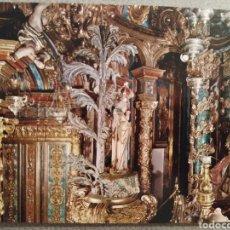 Postales: SANTA MARIA D'EL MIRACLE, ALTAR MAJOR (LLEIDA) - POSTAL SIN CIRCULAR - ESCUDO DE ORO. Lote 156008417