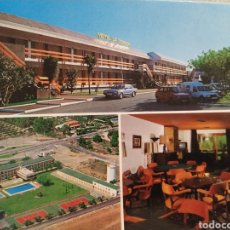 Postales: MOTEL LA DORADA - CAMBRILS, TARRAGONA, COSTA DORADA - POSTAL SIN CIRCULAR. Lote 156009101