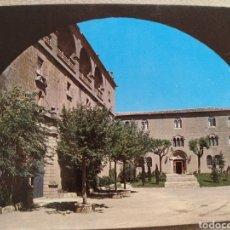 Postales: SANTA MARIA D'EL MIRACLE (LLEIDA) N°8 - POSTAL SIN CIRCULAR - ESCUDO DE ORO. Lote 156009356
