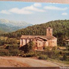 Postales: OLIUS (LLEIDA) COMARCA DEL SOLSONES - POSTAL SIN CIRCULAR - FECHA EN EL REVERSO, VER FOTO. Lote 156009685