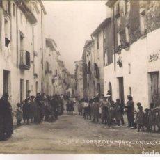 Postales: POSTAL FOTOGRÁFICA Nº 5 - TORRADENBARRA - CALLE FREXINAL .. Lote 156096154