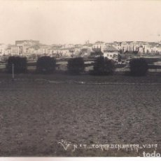 Postales: POSTAL FOTOGRÁFICA Nº 7 TORRADENBARRA - VISTA GENERAL . VILÁ .. Lote 156102446