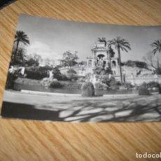 Postales: CASCADA PARQWUE CIUDADELA-BARCELONA. Lote 156153574