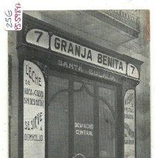 Postales: (PS-59847)POSTAL DE BARCELONA-GRANJA BENITA.SANTA EULALIA. Lote 156164846