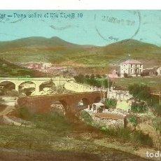 Postales: (PS-59849)POSTAL FOTOGRAFICA DE CASTELLAR-PONS SOBRE EL RIU RIPOLL.J.B.. Lote 156167158