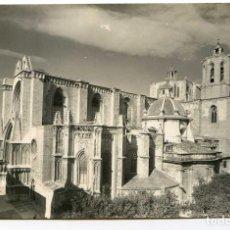 Postales: TARRAGONA. 7. CATEDRAL S. XII-XIV. FOTO R. SEGÜ, CASA CHINCHILLA, ESCRITA SIN CIRCULAR. Lote 156456794