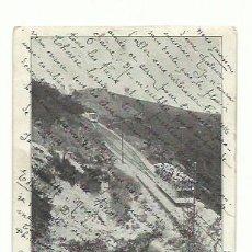 Postales: BARCELONA TIBIDABO FUNICULAR 1904. Lote 156494178