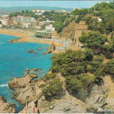 Postales: LLORET DE MAR, COSTA BRAVA, VISTA PARCIAL, GERONA. Lote 156560166