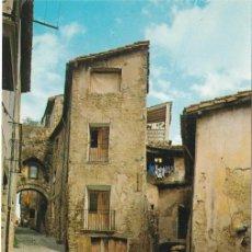 Postales: BESALU, CALLE TIPICA, GERONA. Lote 156560254