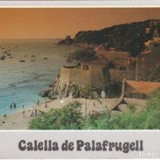 Postales: CALELLA DE PLAFRUGELL, COSTA BRAVA, PORT PELEGRI, GERONA. Lote 156560450