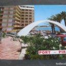 Postales: POSTAL COSTA DORADA. TARRAGONA.SALOU 35. RECO DE SALOU. PORT PIRATA. FOTO RAYMOND.. Lote 165062705