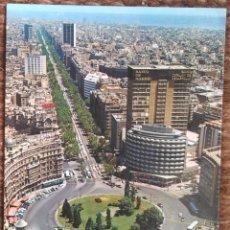 Postcards - BARCELONA - PLAZA CALVO SOTELO Y AV. GENERALISIMO - 158217654