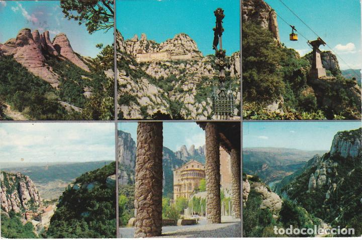MONTSERRAT, BARCELONA (Postales - España - Cataluña Moderna (desde 1940))