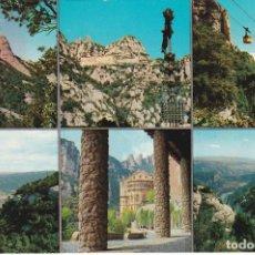 Postales: MONTSERRAT, BARCELONA. Lote 158586798