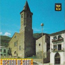 Postales: EL PALLARS, SORT, DIFERENTS ASPECTES, LERIDA. Lote 159115830
