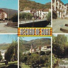 Postales: EL PALLARS, SORT, DIFERENTS ASPECTES, LERIDA. Lote 159115938