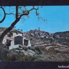 Postales: TARRAGONA-V47-NO ESCRITA-LA FIGUERA-VISTA GENERAL. Lote 159399686