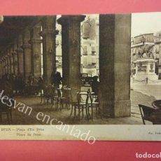 Postales: REUS. PLAZA DE PRIM. Lote 159500346