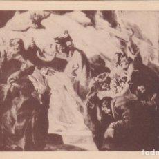 Postales: CATEDRAL DE VICH, VIC, LA DAVALLADA SANT ESPERIT SOBRE MARIA,ELS APOSTOLS I DEIXEBLES, BARCELONA. Lote 159691870