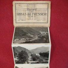 Postales: 10 POSTALES FOTOGRAFICAS RIBAS DEL FRESSER. L.ROISIN. Lote 159998457