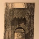 Postales: MONASTERIO DE POBLET (TARRAGONA) POSTAL NO.449 PUERTA DORADA . EDITA: A.T.V. (H.1930?). Lote 160436577