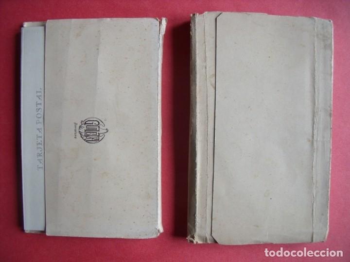 Postales: NURIA.-GERONA.-L. ROISIN.-RECORD DEL SANTUARI DE LA MARE DE DEU DE NURIA.-GUILERA.-BLOC DE POSTALES. - Foto 3 - 160563742
