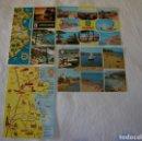 Postales: LOTE DE POSTALES DE LA COSTA BRAVA VER FOTOS. Lote 160596934