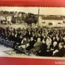 Postales: SALOMO (TARRAGONA). FOTO TAMAÑO POSTAL FECHADA 22 JUNIO 1953. FESTEJO POPULAR. Lote 160667262