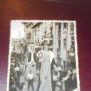 Postales: GEGANTS / RODA DE TER -POSTAL CIRCULADA 1952 FOTOGRAFICA 13,5X8,5 CM. . Lote 160946822
