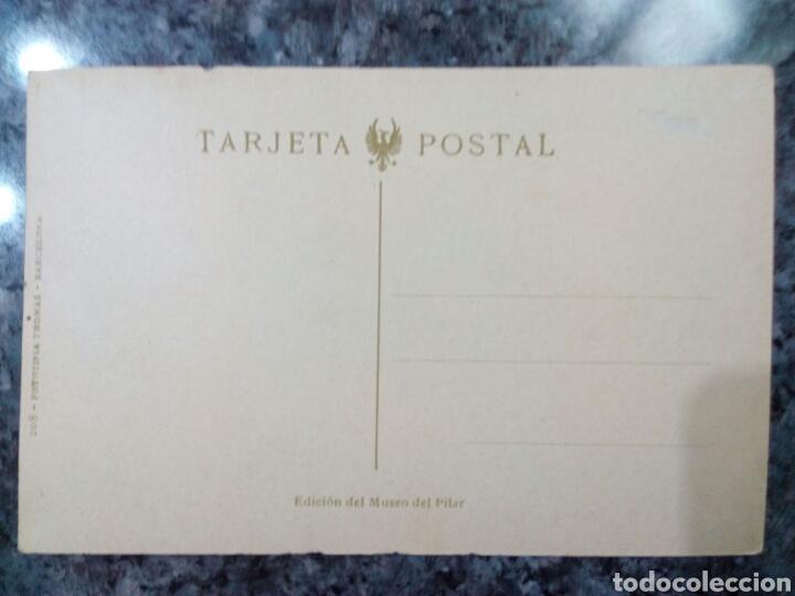 Postales: Postal de Monasterio de Poblet. Portada de la Audiencia. - Foto 2 - 160985249